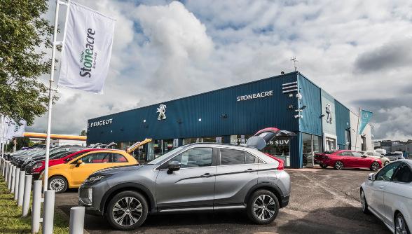 Peugeot Stoke