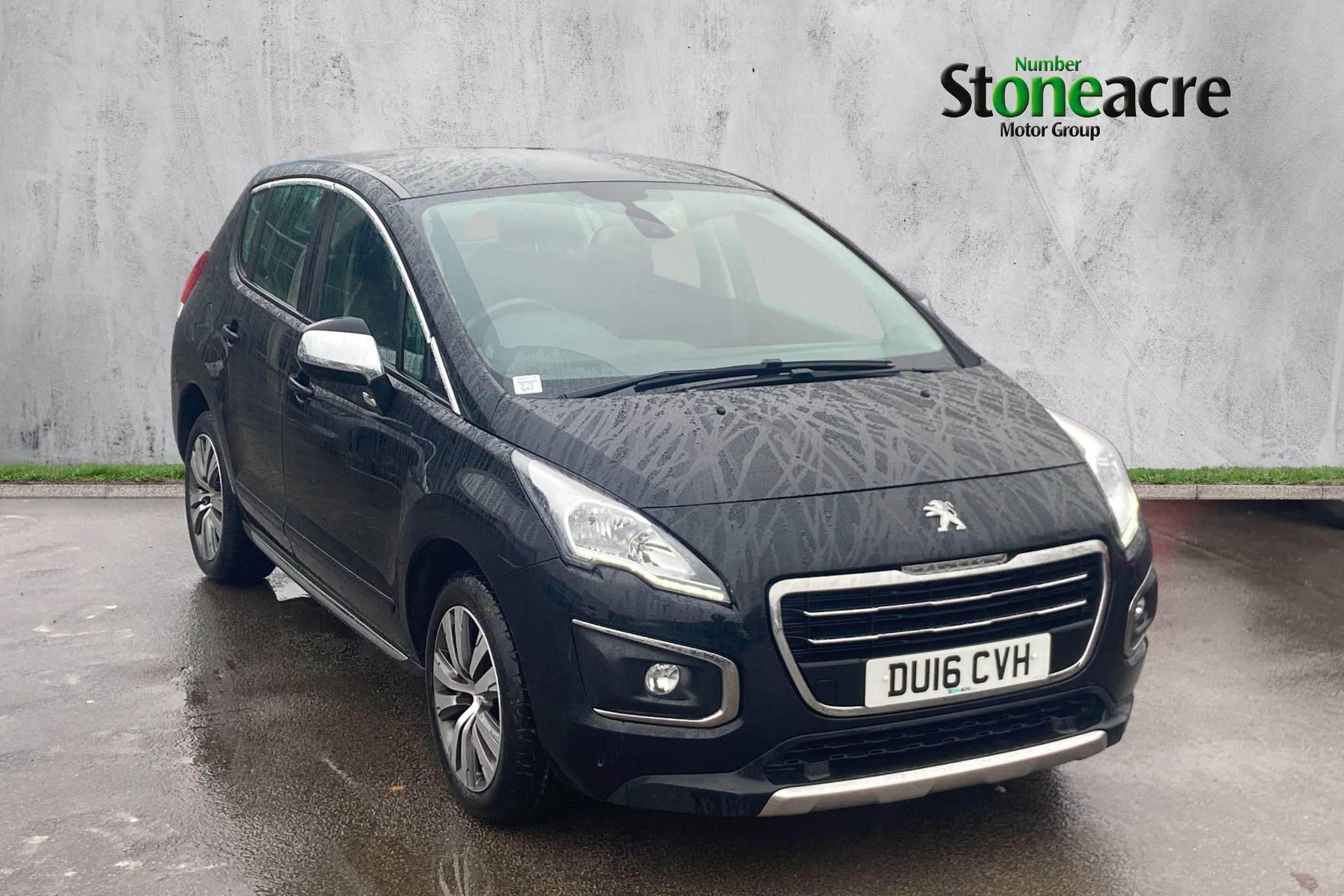 Used Peugeot 3008 For Sale Stoneacre