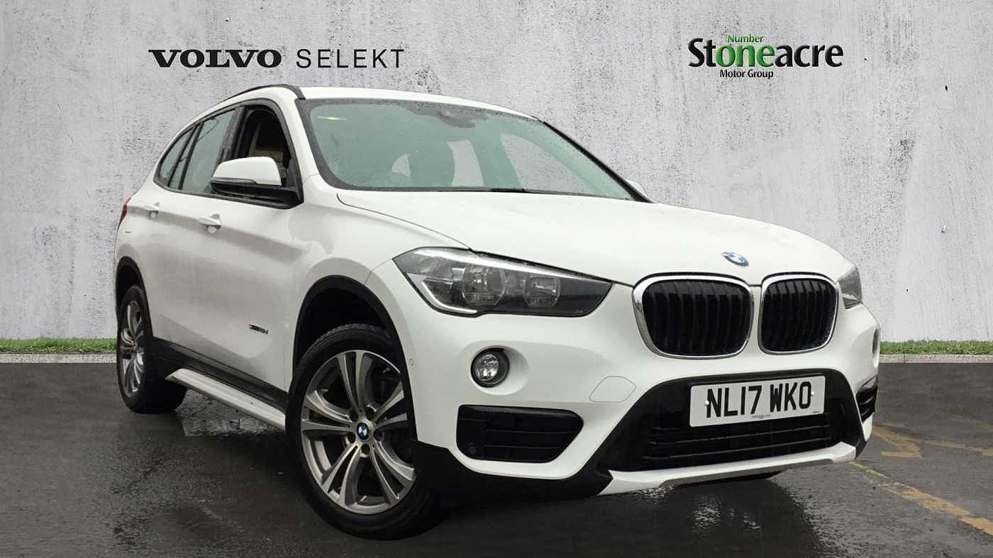 Used Bmw X1 For Sale Stoneacre